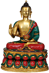Buddha in the Vitarka Mudra