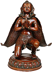 Nepalese Garuda
