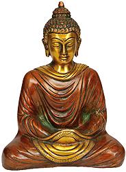 Buddha in the Dhyana Mudra