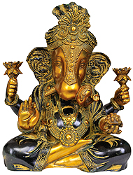 Turban Ganesha