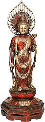 Japanese Form of Padmapani Avalokiteshvara (Kuan Yin)