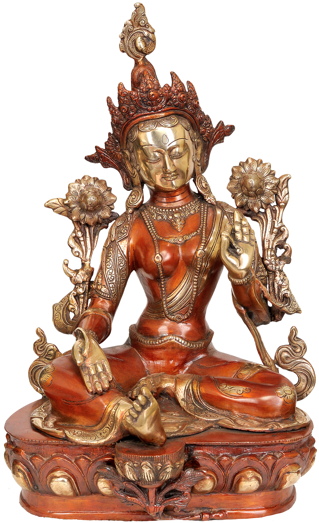 goddess tara buddhist savior Tara is one of the most beloved of deities, particularly by tibetans legend has it that once, many eons ago during the time of buddha dundubhisvara, there lived a princess by the name of 'moon of wisdom-knowledge.