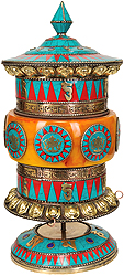 Superfine Prayer Wheel
