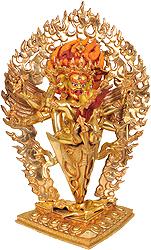 Padmasambhava as Guru Dragmar