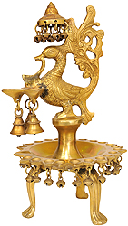Mayura Lamp