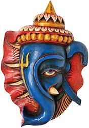 Lord Ganesha Mask
