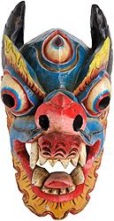 Yamantaka Mask