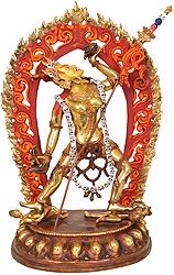 Vajrayogini Naro Kha Chod (Sarvabuddha Dakini)