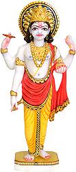 Sage Dhanvantari: The Physician of Gods