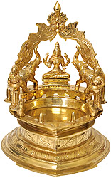 Lakshmi Lamp