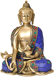 Lapis Buddha of Healing