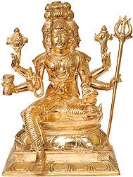 Trimurti - Brahma, Vishnu and Mahesh