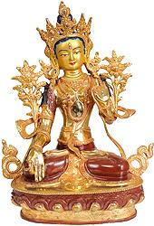 White Tara (From Nepal)