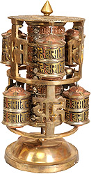 The Prayer Wheel