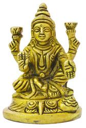 Goddess Lakshmi (Small Statue)