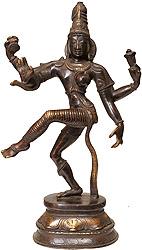 Dancing Ardhanarishvara