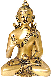 Buddha in The Vitarka Mudra