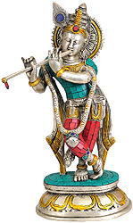 Inlay Murli Krishna