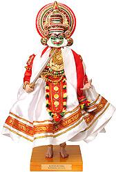 Dance of India: Kathakali (Ravana)