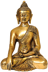 Buddha in The Bhumisparsha Mudra