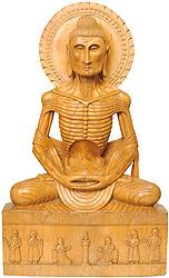 Emaciated Buddha