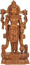 La Via Vaisnava, seguendo Krishna inteso come Vishnu Zbh78sm