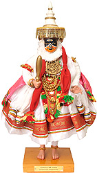 Dances of India: Kathakali (Hanuman)
