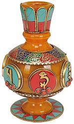 Sacred Buddhist Pot