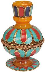 Buddhist Ritual Vase