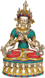Vajradhara – The Protector of Vajrayana