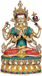 Chenrezig Shadakshari Lokeshvara