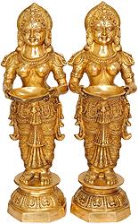 Pair of Deeplakshmi
