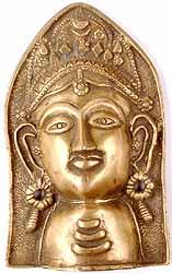 Devi Mask from Himachal Pradesh