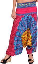 Купить штаны афгани-алладины