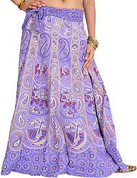Купить индийскую юбку
