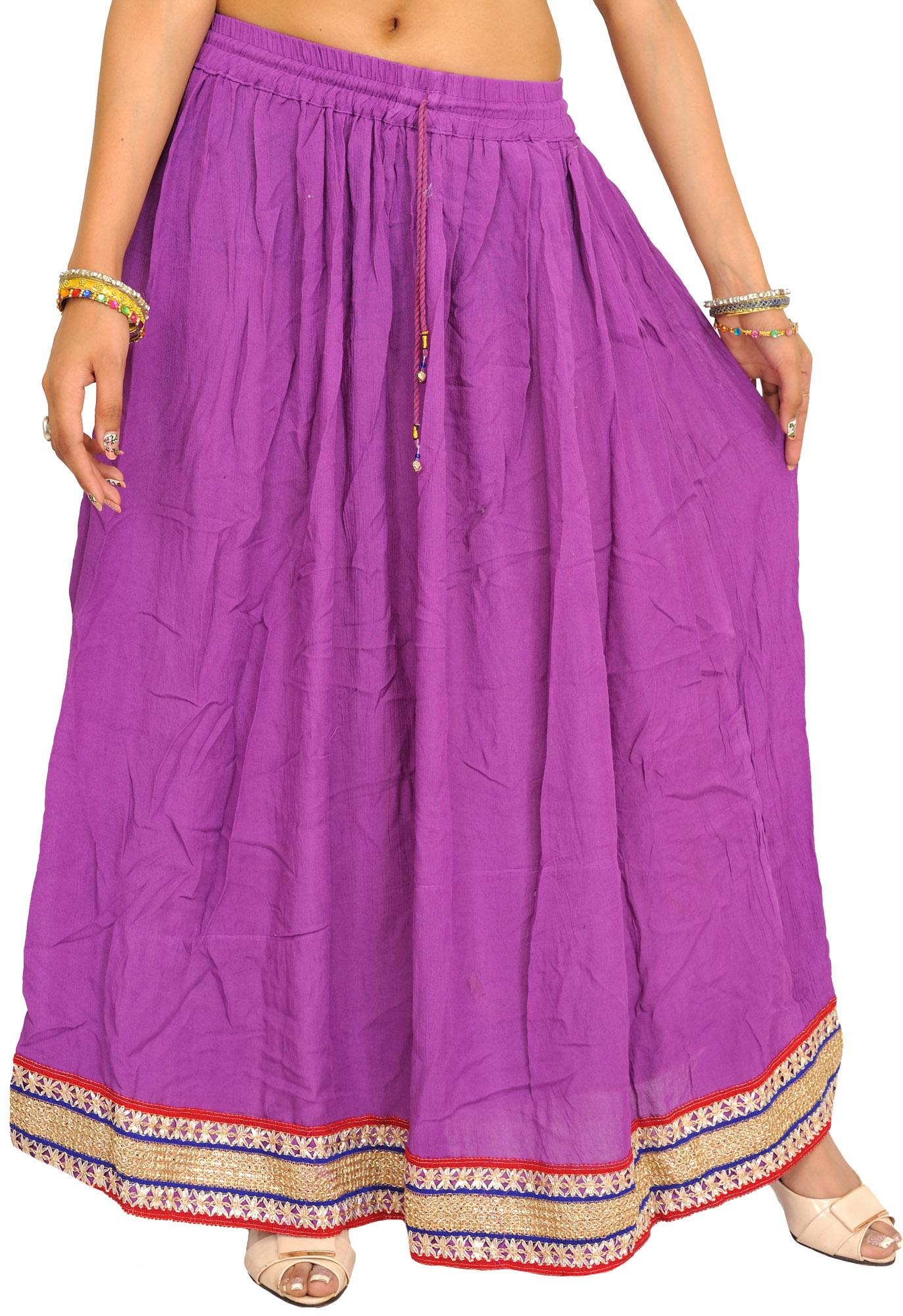 Plain Skirt 81