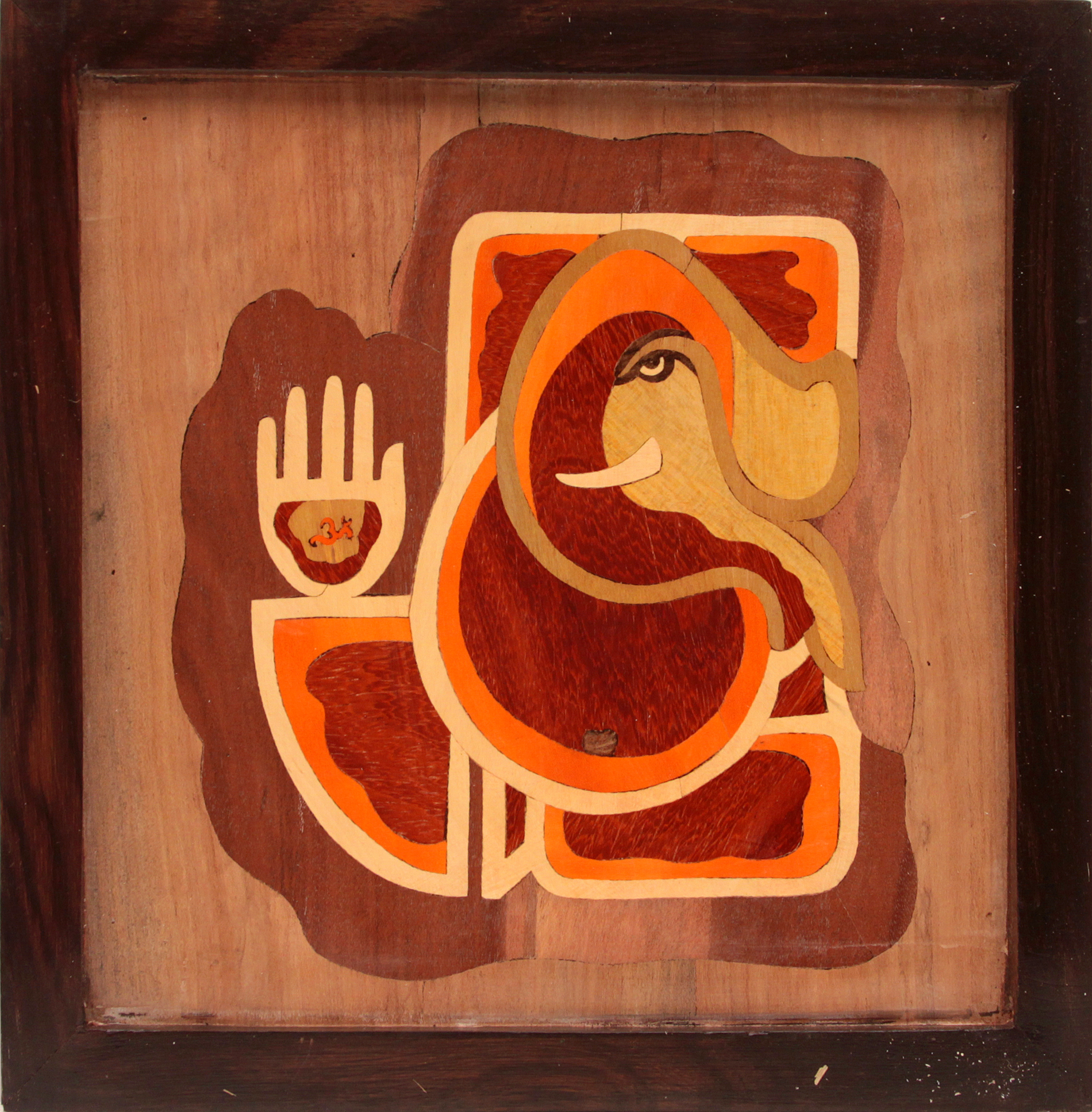 ganesha paintings modern art - photo #36