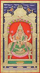 Lakshmi, The Goddess of Riches and Prosperity