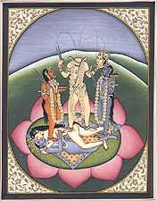 The Mahavidya Chinnamasta