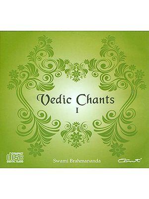 Vedic Chants (Taittiriya Upanishad) (Volume 1) (Audio CD)