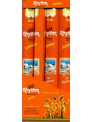 Rhythm - Pushkarini Dhoop Bathi (Pack of 12 Packets of Incense Sticks)