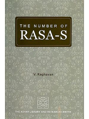 The Number of Rasa-s