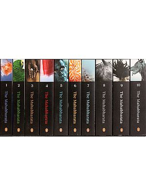 The Mahabharata: Complete and Unabridged - (Set of 10 Volumes)