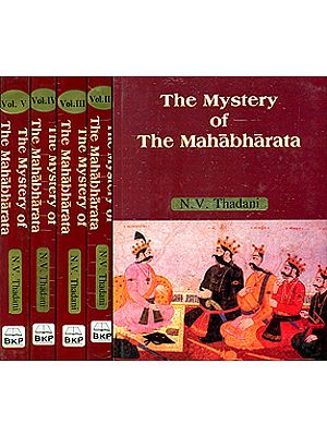The Mystery of The Mahabharata (Set of Five Volumes)
