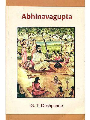 Abhinavagupta (A Rare Book)