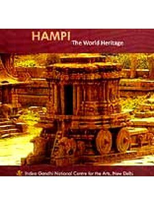 Hampi (The World Heritage) (DVD Video)
