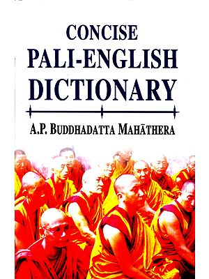 Concise Pali-English Dictionary