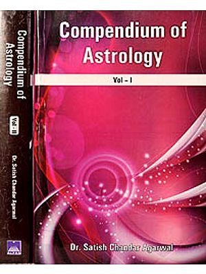 Compendium of Astrology (Set of 2 Volumes)