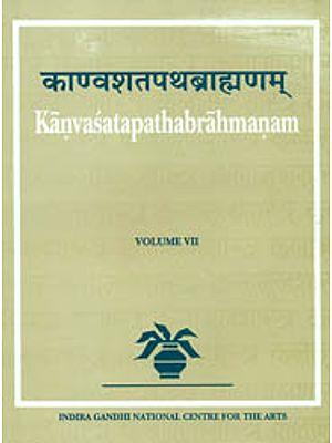 Kanvasatapathabrahmanam (Volume VII)