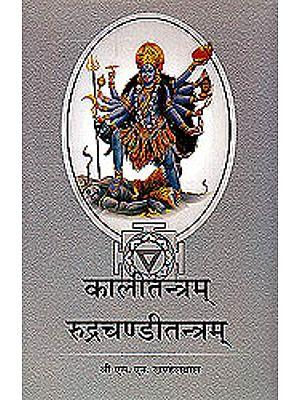 Kali Tantra and Rudra Chandi Tantram